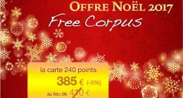 Offre Noël 2017
