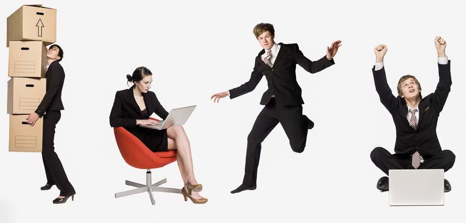 les bons gestes au travail : Atelier en entreprise