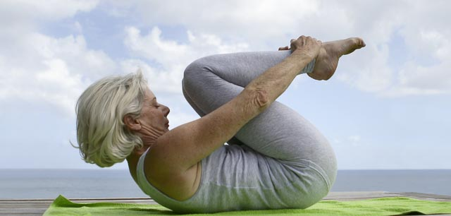 Pilates senior ménopause