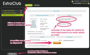 gestion-mon-compte-extraclub